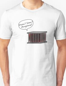 Left in the Cage T-Shirt