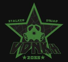 VDNKh Stalker Squad [Green Version] by Prander84