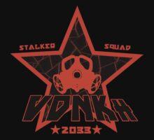 VDNKh Stalker Squad [Orange Version] by Prander84