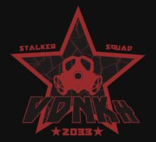 VDNKh Stalker Squad [Red Version] by Prander84