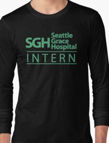 Grey's Anatomy - Intern Long Sleeve T-Shirt
