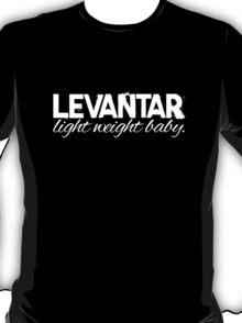 Levantar - Light weight baby (White) T-Shirt