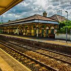 Lisburn Train Station by Adam Northam