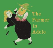 The Farmer in Adele by wytrab8