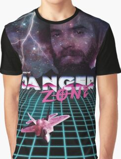 BEYOND THE DANGER ZONE Graphic T-Shirt