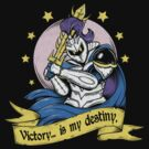 Victory is my destiny by Fanboy30