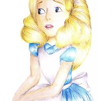 Alice in Wonderland by Laura1997