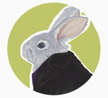 Ninth Doctor Bunny by silways