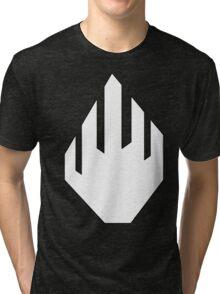 White Hand of Isengard Tri-blend T-Shirt