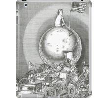 No Return iPad Case/Skin
