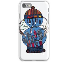 Tank of the world iPhone Case/Skin