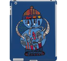 Tank of the world iPad Case/Skin