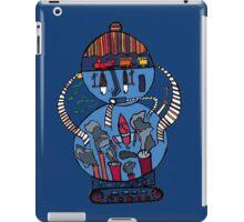 Tank of the world iPad Case/Skin