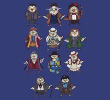 Doctor Hoots T-Shirt