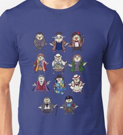 Doctor Hoots Unisex T-Shirt