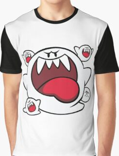 Super Mario - Boo Squad Graphic T-Shirt