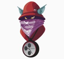 Orko Rappers of the Universe [He-Man] by popephoenix