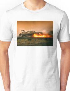 BLOWN Fireworks Unisex T-Shirt