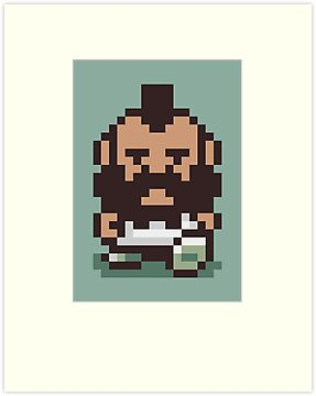Mr. T ... Is that you? Earthbound / Mother 2 by sheakennedy