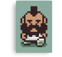 Mr. T ... Is that you? Earthbound / Mother 2 Canvas Print