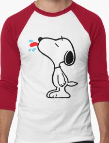 Snoopy Grimace T-Shirt