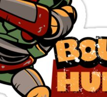 Bounty Hunter Sticker