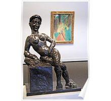 Matisse's Figure Decorative Poster