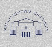 Buffalo Memorial Auditorium by TRStrickland