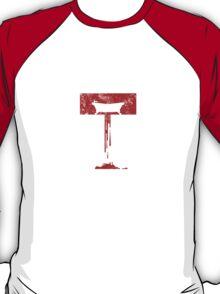 Breaking Bad bathtub red T-Shirt