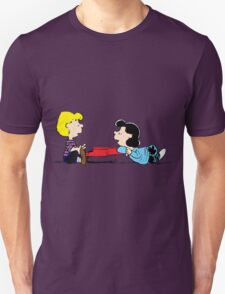 Lucy and Schroeder T-Shirt