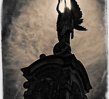 Angel of Peace  by BrettNDodds