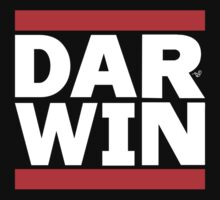 DAR-WINNING wht by Tai's Tees by TAIs TEEs
