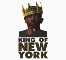 King Of New York by Look Human