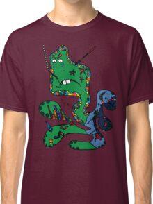 Green squid Classic T-Shirt