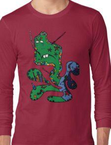 Green squid Long Sleeve T-Shirt