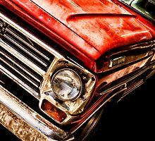 Ford Pickup by Doug Brodke