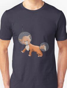 Space Fox Unisex T-Shirt