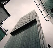 The Hilton, Manchester #3 by acespace