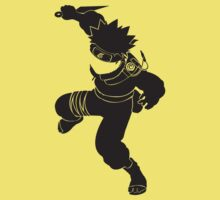 Naruto by the-minimalist