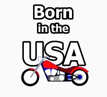 Born in the USA Unisex T-Shirt