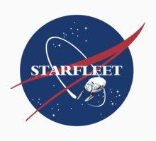 STARFLEET / NASA Kids Clothes