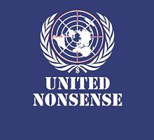 United Nonsense White Unisex T-Shirt