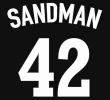 The Sandman (Mariano Rivera T-shirt) Kids Tee