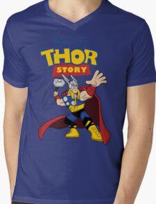 A God's Story Mens V-Neck T-Shirt