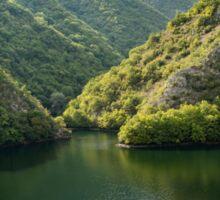 Green Mountain Lake Sticker