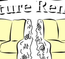Pivot Furniture Removals Sticker