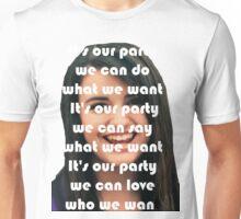 REBECCA BLACK IS BEST REBECCA Unisex T-Shirt