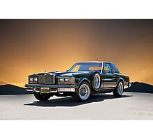 1979 Cadillac 'Opera Coupe' Photographic Print