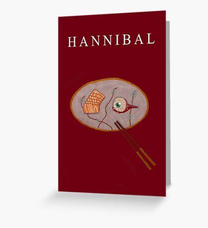 Hannibal Greeting Card
