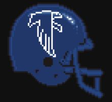 Tecmo Bowl Falcons by Conrad B. Hart